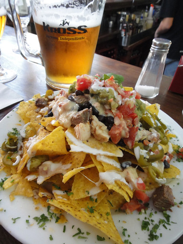 Nachos at California Cantina