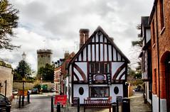 Streets of Warwick (griff griff) Tags: tamron warwick warwickshire tonemapping dynamicphotohdr tamron1024