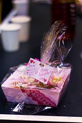 (Einharch) Tags: snow japan canon tokyo chocolate valentine ephemera    choco pathos  valentineday      pathosofthings