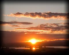 20110215-8 (Ben Nakagawa) Tags: newzealand sky clouds holga nelson nz sunsetsunrise landsape