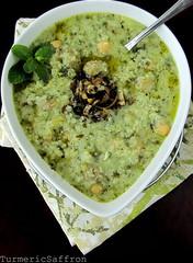 Ash-e Mast - Yogurt Soup (Turmeric & Saffron) Tags: soup persian ash iranian yogurt آش ماست ashemast