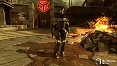 Killzone 3: Helghast Male Costume