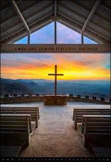 Pretty Place Chapel Sunrise -