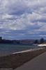 View from Magic Island (Canine at Heart Photography) Tags: bridge nature clouds magicisland wv westvirginia wvirginia 21411 kanawhariver kanawhacounty kanawhaboulevard