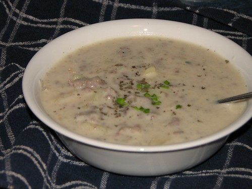 potato soup recipe