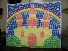 Q4s mosaic castle