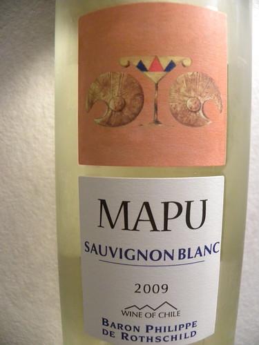 MAPU Sauvignon Blanc 1