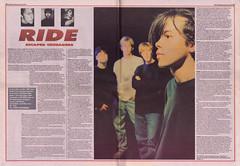 "Ride Interview September 1990 <a style=""margin-left:10px; font-size:0.8em;"" href=""http://www.flickr.com/photos/58583419@N08/5460637769/"" target=""_blank"">@flickr</a>"