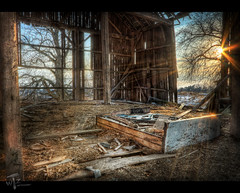 Time (Theaterwiz) Tags: winter sunset ohio abandoned barn canon glow farm hdr criswell rustyandcrusty promote photomatix starkcounty ohiosunset canon1022efs highdynamicrangephotography canon7d 11exposures hdrspotting promotecontrol theaterwiz theaterwizphotography michaelcriswell