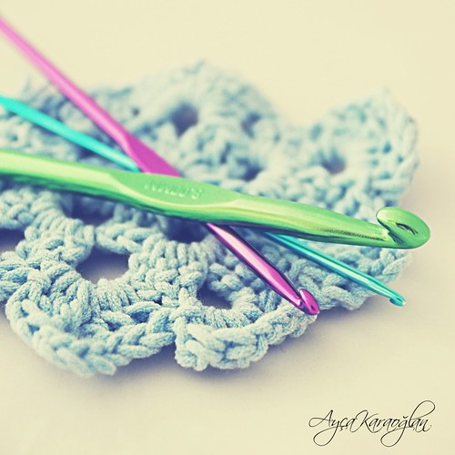 Craft Series:Crochet Hooks