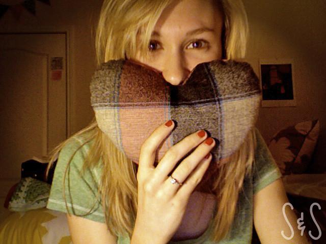 valentine's pillow.