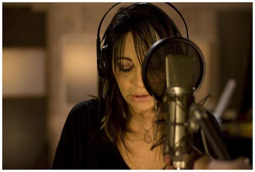Encuentro en el estudio-Adriana Varela
