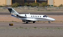 Cessna 525A CitationJet CJ2 N35CT (ChrisK48) Tags: 2002 airplane aircraft citation dvt phoenixaz kdvt cessna525a citationjetcj2 phoenixdeervalleyairport n35ct