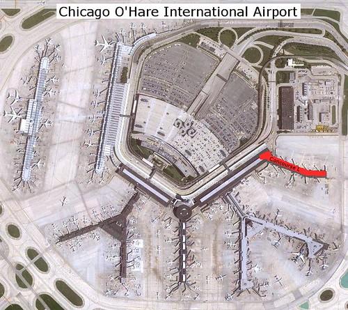 O'Hare Concourse L