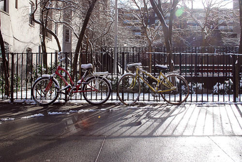 Late Afternoon - East Village