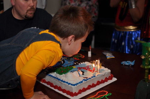 Aedan's Birthday Party