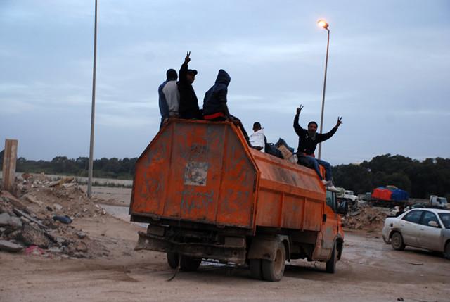 Neredi u Libiji