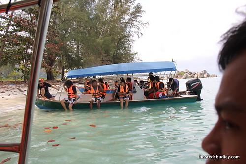 Snorkeling Xpresi Kembara Day 2