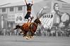 Up in the AIR - 2 (Harvarinder Singh) Tags: punjab daredevil horseriding fearless ludhiana nihang kilaraipur nihung ruralgames harvarindersinghphotography harvarindersingh kilaraipurminiolympics twohorseriding