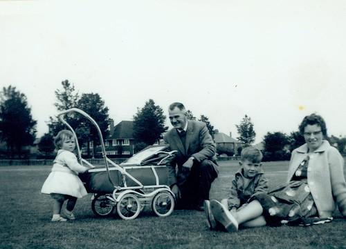 McCreath family Bridlington 1960s