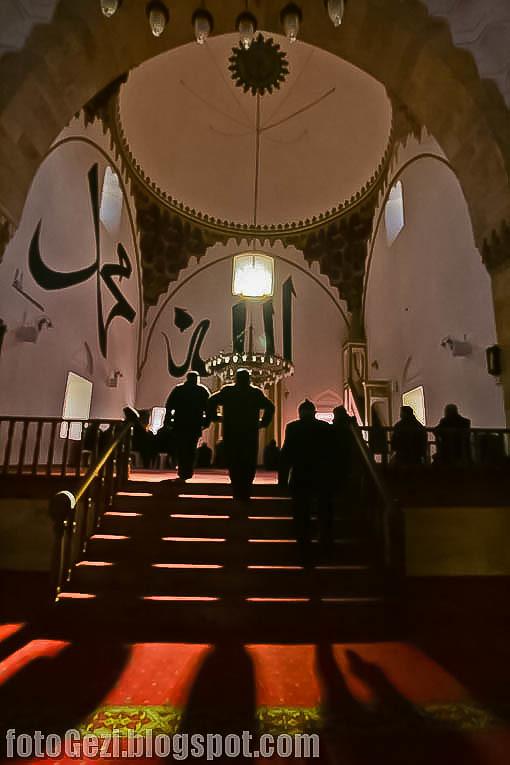 Kastamonu Kemaleddin İsmail Bey Camii