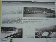 Saarbrcke Wiltingen (spuren-der-kriege.de) Tags: saar saarbrcke wiltingen geschichtslehrpfad