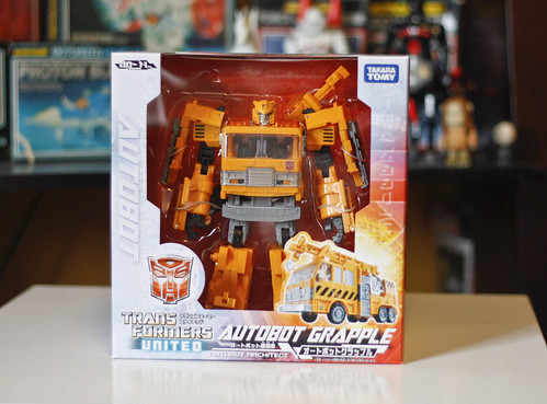 TF United: Autobot Grapple