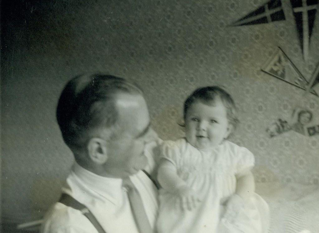 Douglas H McCreath and Valerie McCreath Bellrock St 1961