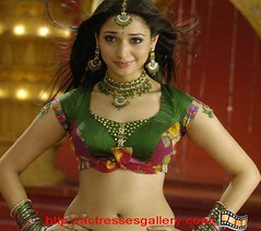 Tamanna Bhatia TOLLYWOOD MALLU MASALA ACTRESSES Only in Blouse WithOut Bra - by hotmona4u