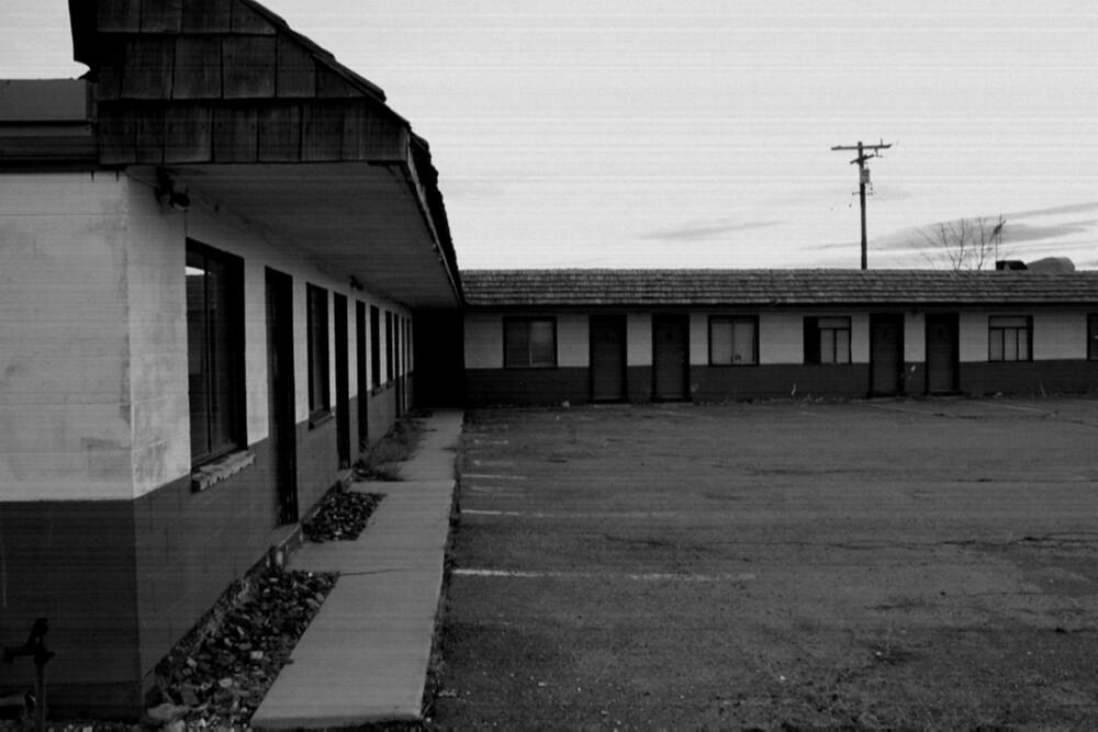 Resident Evil Extinction Motel