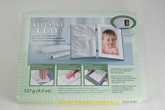 Sculpey Keepsake Clay Frame Kit