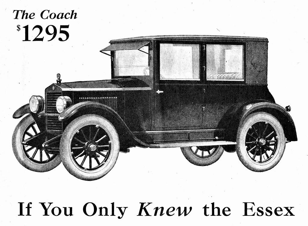 1922 Essex