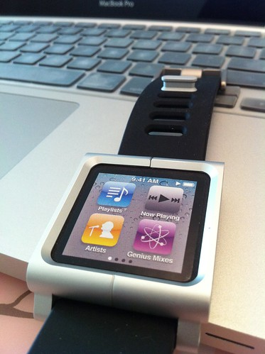 iPod Nano Generation 6 Watch Strap