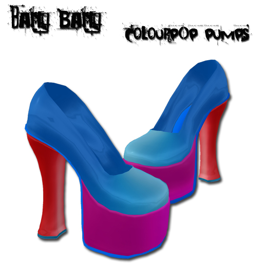 Bang Bang - ColourpOp pumps