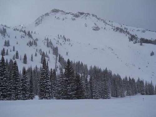 Salt Lake City skiing