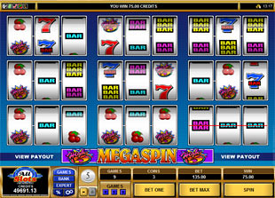 Megaspin High 5 slot game online review