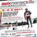 Test běžckých lyží - Swix NORDIC Skitest 2011 Žacléř