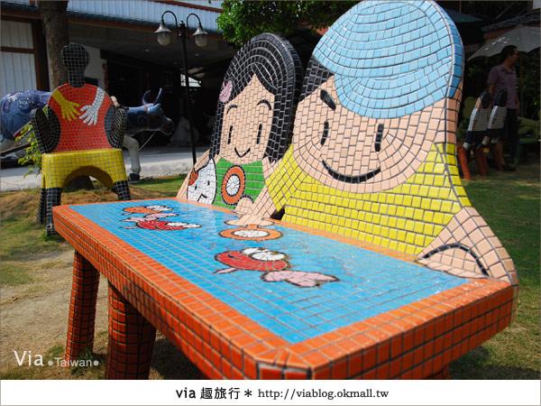 【板頭社區】嘉義哪裡好玩~新港鄉板頭社區:板陶窯尋樂趣!12