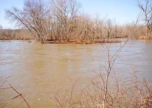 River Runs High