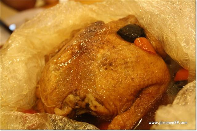 Hei Yeong Seng Chinese Restaurant - Braised Ginseng Chicken With Chestnut
