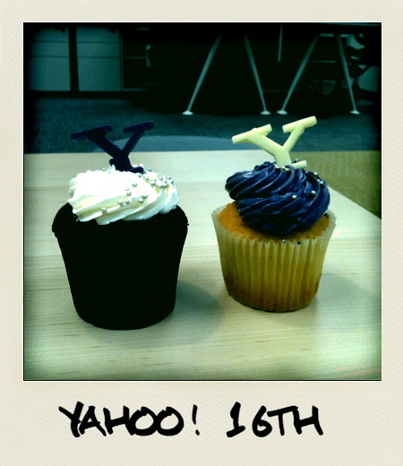 Yahoo! 16th Birthday!
