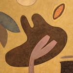 "<b>Sweet Briar Series 5</b><br/> Paula Berg Owen (LC '70) (acrylic on panel, 2010)<a href=""http://farm6.static.flickr.com/5015/5492984532_afa495a6e2_o.jpg"" title=""High res"">∝</a>"