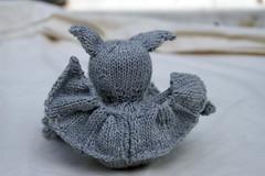 Grey gargoyle wings