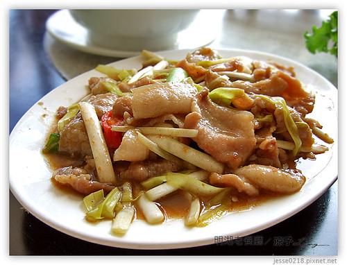 日月潭 明湖老餐廳 10