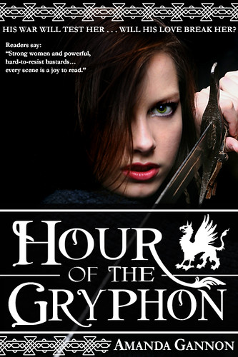 Hour of the Gryphon splash page