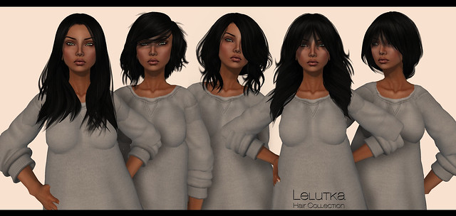 Lelutka - Hair - March Collection