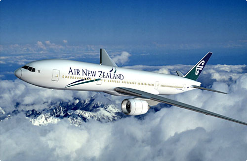 Air New Zealand: Aerolinea Nacional de Nueva Zelanda