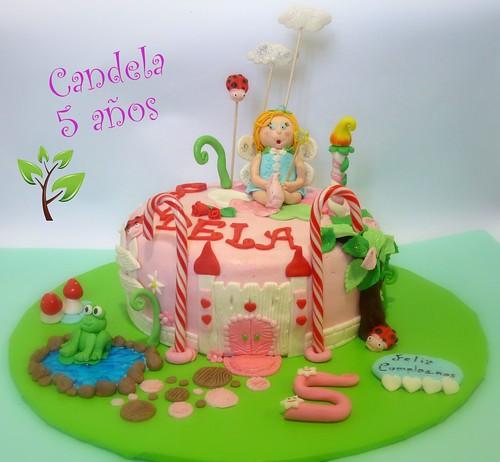 TARTA HADAS / FAIRY CAKE