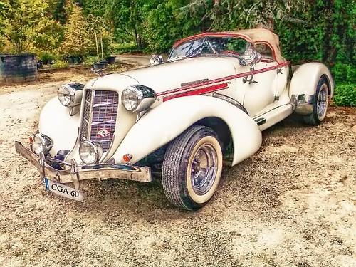 Auburn cabriolet 1936 by cga60