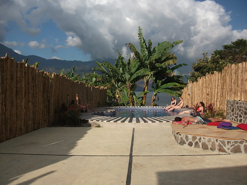 Where to stay in Lake Atitlan: Zoola hostel